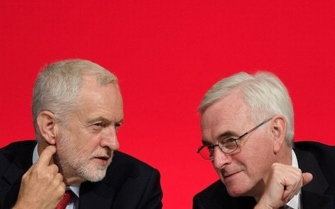 It will be outrageous if John McDonnell seizes power without an election