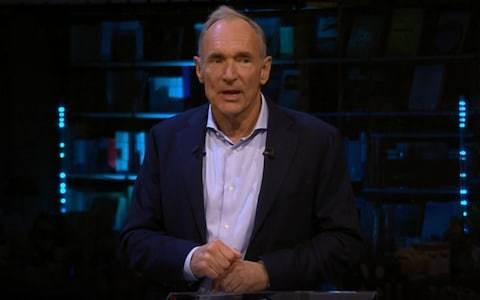 Social media content too 'ghastly' for humans to monitor, Tim Berners-Lee says