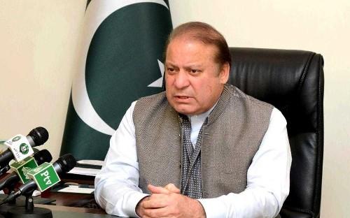 Pakistan's prime minister rebukes military chiefs for failure to combat terrorism
