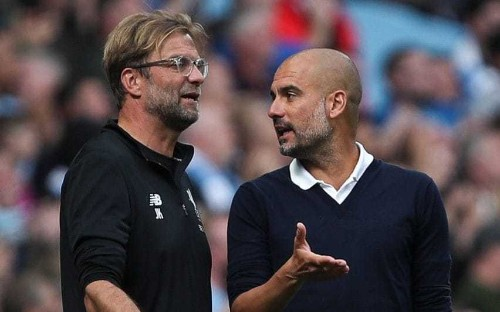 Jurgen Klopp, the man with a plan, prepares to try to make life difficult for Pep Guardiola once again