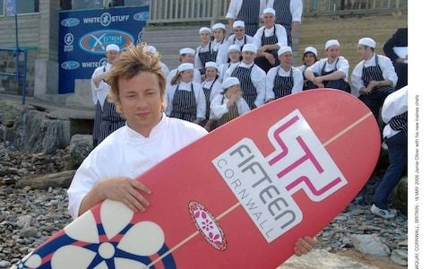 Jamie Oliver's Fifteen Cornwall restaurant closes