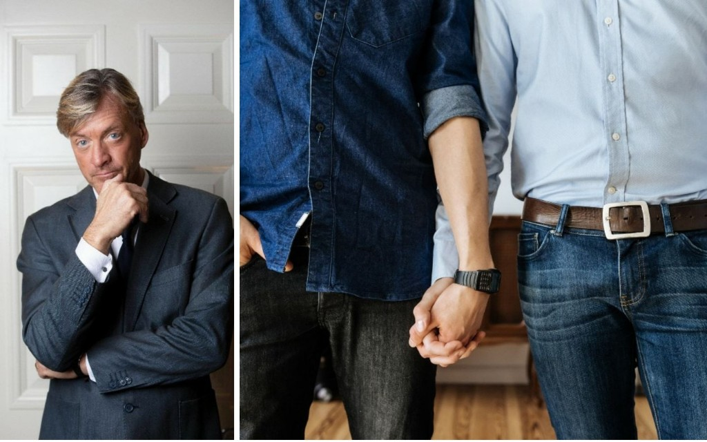 Dear Richard Madeley: 'Lockdown has made me question my sexuality'