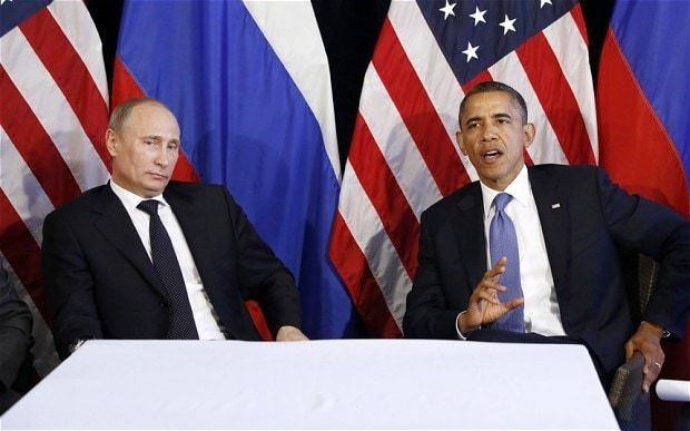 Putin's antics prompt US to take stock of Russia policy