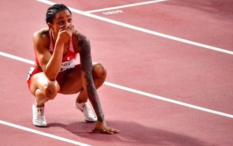 Salwa Eid Naser's astonishing world 400m performance has blown apart the possibilities over one lap
