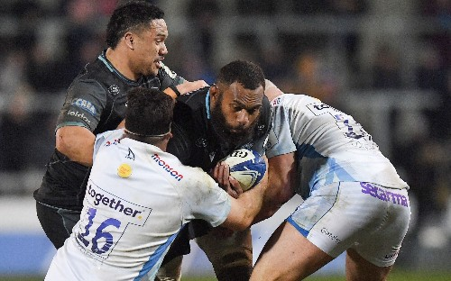 Leone Nakarawa makes Scotstoun return in strong Glasgow Warriors team to tackle Zebre