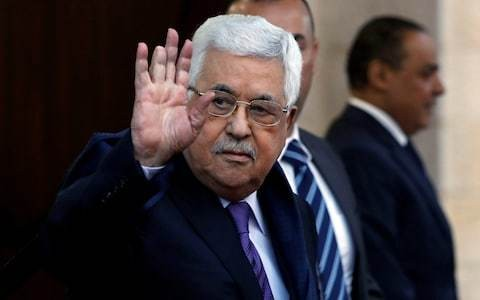 Palestinian president refuses to take Donald Trump's call as peace plan looms