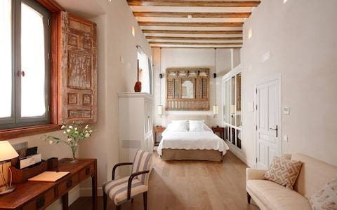 The best boutique hotels in Seville, including converted palaces and rooftops with Cathedral views