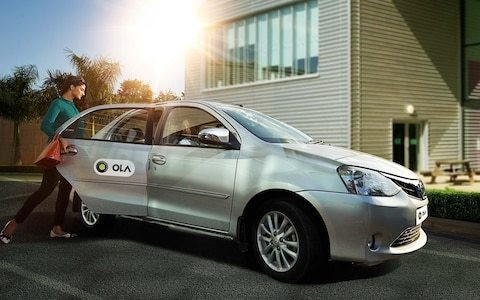 India's Ola recieves TfL licence to take on Uber in London