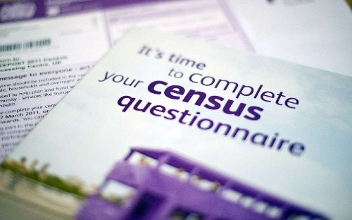 No sex on the census: ONS proposes making 'intrusive' question voluntary