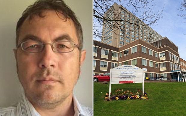 Hospital suspends consultant who stopped surgeon operating while wearing headscarf