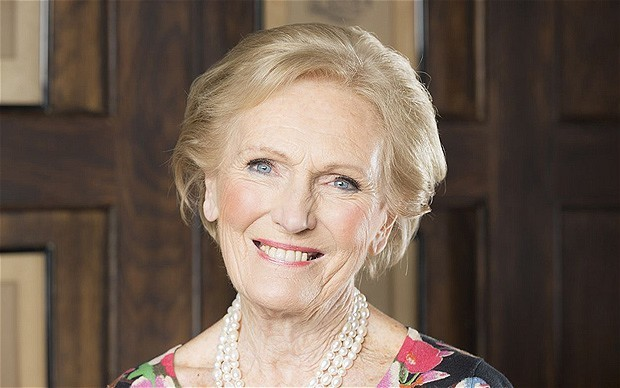 Mary Berry: 'I'd like Meryl Streep to play me in a film'