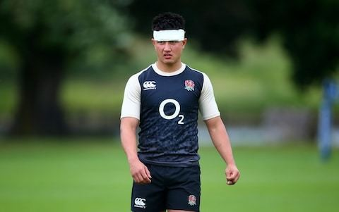 England's Marcus Smith turned down Under-20 World Championship to face Barbarians