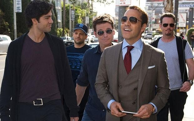 The Entourage movie does all men a disservice