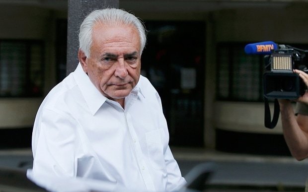 Dominique Strauss-Kahn acquitted of pimping charges