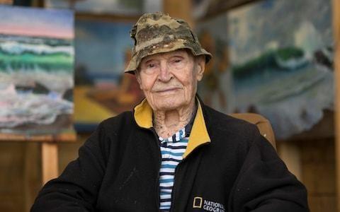 Meet Jack King, the 97-year-old Burma railway survivor now housebound but still full of life