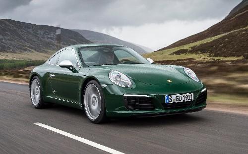 Porsche 911: a celebration