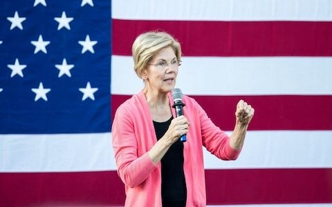 Elizabeth Warren's purpose is to destroy the 'American oligarchy' and she might succeed