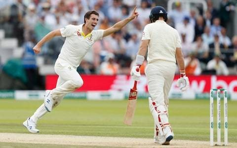 Australia smell blood as familiar England batting frailties leave Joe Root's men on the edge at Lord's