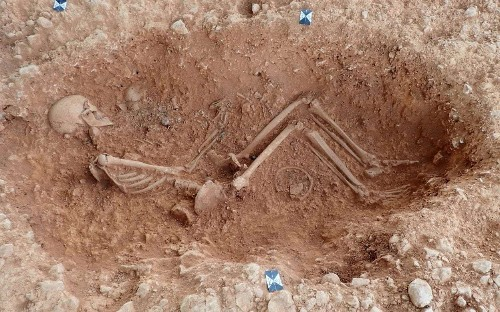 Anglo-Saxon burial site shines a light on the high worth of women in the Dark Ages