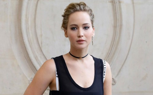 'Let this enrage you!' Jennifer Lawrence's inspirational response to Trump is exactly what we all need