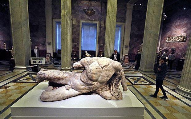 British Museum to send more Elgin Marbles abroad despite Greek anger