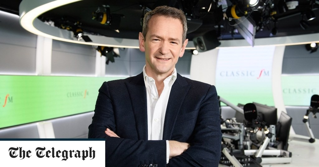 Alexander Armstrong's move to the Classic FM mid-morning slot is as smooth as you'd like