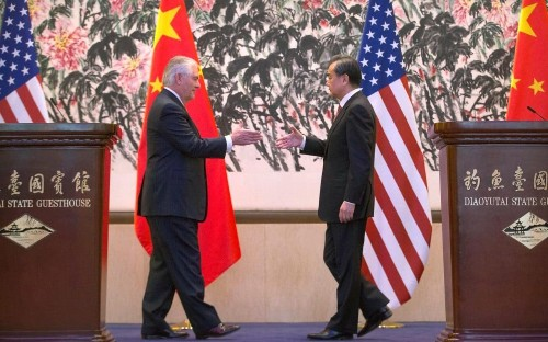 US secretary of state questions how the US and China will 'live with each other' in the coming half century