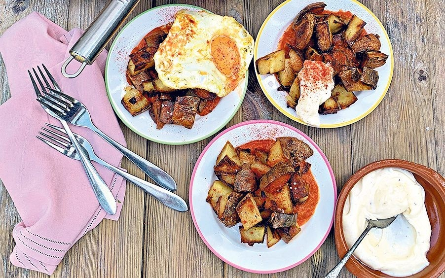 What to cook during the lockdown - a seven-day meal plan using store-cupboard ingredients