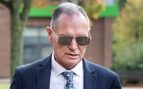 Paul Gascoigne goes on trial accused of kissing a stranger 'forcefully and sloppily'