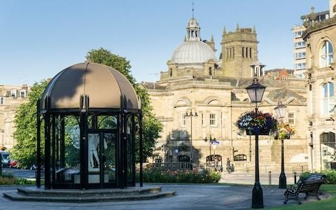Turkish Baths, posh tea and happy people: Why Harrogate is the perfect Yorkshire town