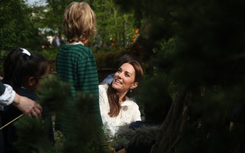 Chelsea Flower Show 2019: the Royal family, politicians and celebrities view the gardens, in pictures