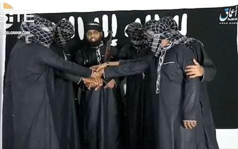 Sri Lanka suicide bomber 'studied in the UK'