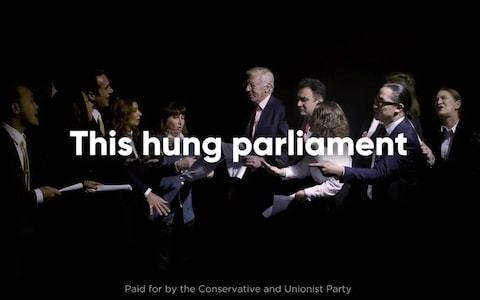 The digital ad campaign which helped the Tories win over marginal seats