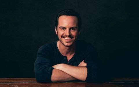 Andrew Scott, the sexy priest in Fleabag, on making Catholicism relevant