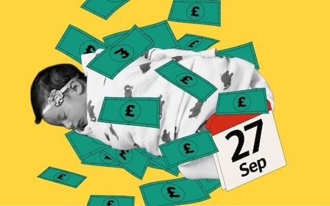 Parents pay £5k more for September babies – work out how much it will cost you to raise a child