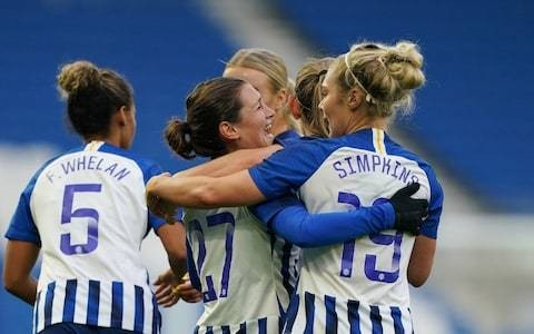 Brighton rise to the occasion at the Amex and state compelling case to swell flow of fans to Crawley