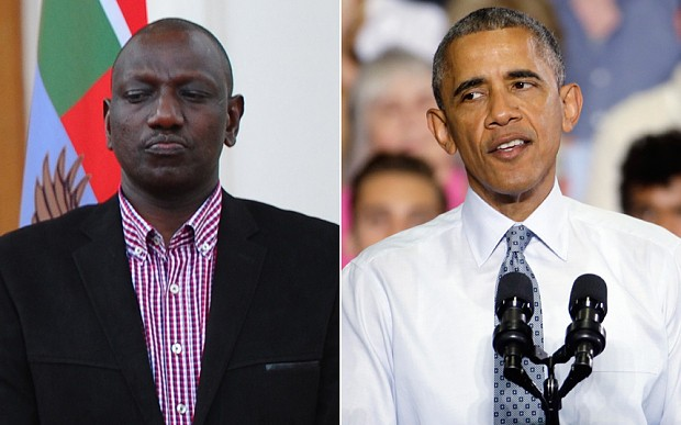 Kenyan politicians tell Barack Obama to leave 'gay rights' talk at home