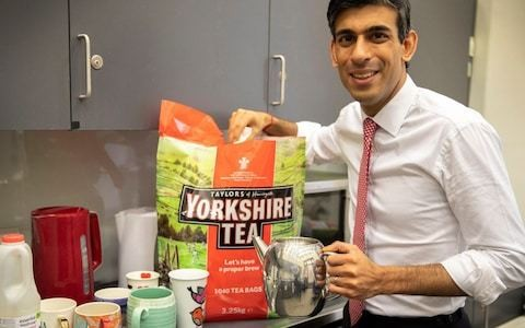 Now that Yorkshire Tea's been cancelled, what should the Left boycott next?