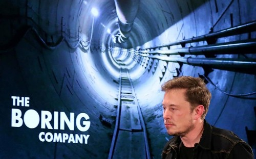 Elon Musk's 'incredibly expensive' tunneling plans unrealistic, says Uber