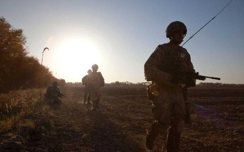 Britain in talks to send up to 100 more troops back to Afghanistan