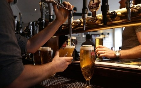 All Bar One owner Mitchells & Butlers toasts surging profits