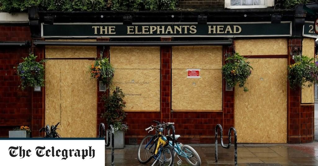 Chancellor's scheme will not prevent job cuts, pub bosses warn