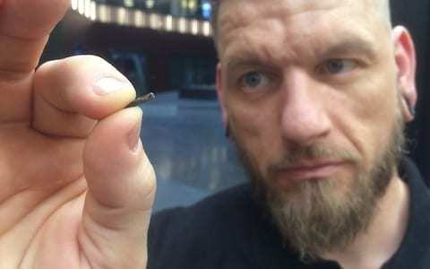 Cyborgs at work: Swedish employees getting implanted with microchips
