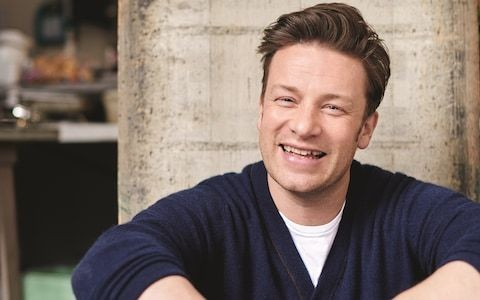 Jamie Oliver: healthy recipes to shape up the nation