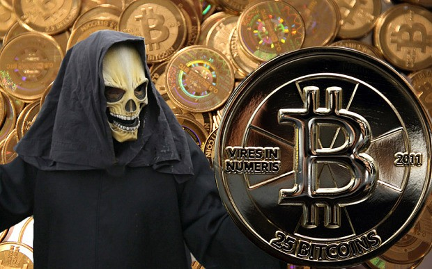 Bitcoin might be dead. It doesn't matter.