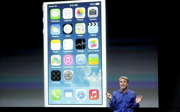 iOS 7 download problems as Apple's servers struggle