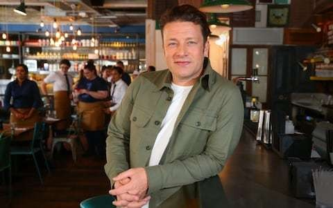 Jamie Oliver in war of words with Australian politician over obesity crisis