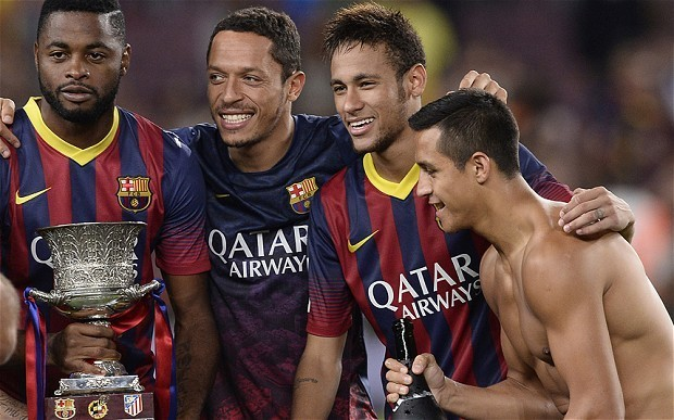 Barcelona win Spanish Super Cup after 0-0 draw with Atletico Madrid in second leg