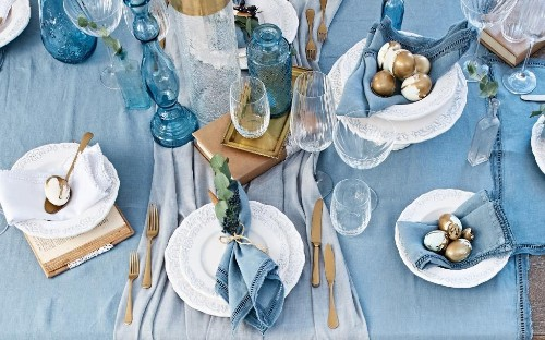 Spring style tips for dressing your table this Easter