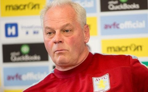 Aston Villa sack head of football development Kevin MacDonald after investigation into bullying allegations